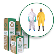 Disposable Garments Box