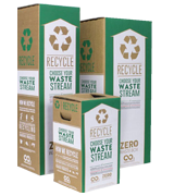 Zero Waste Box recycling containers