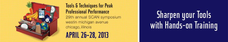 SCAN Symposium 2013