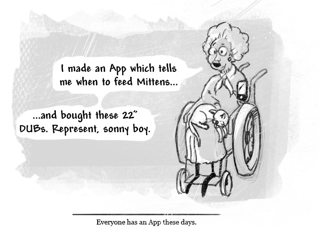 GrandmaApp