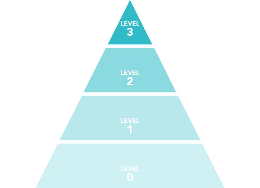 DevOps level chartt
