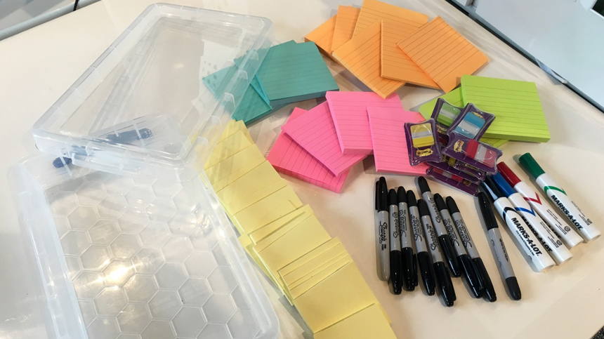 The story map toolkit box of fun