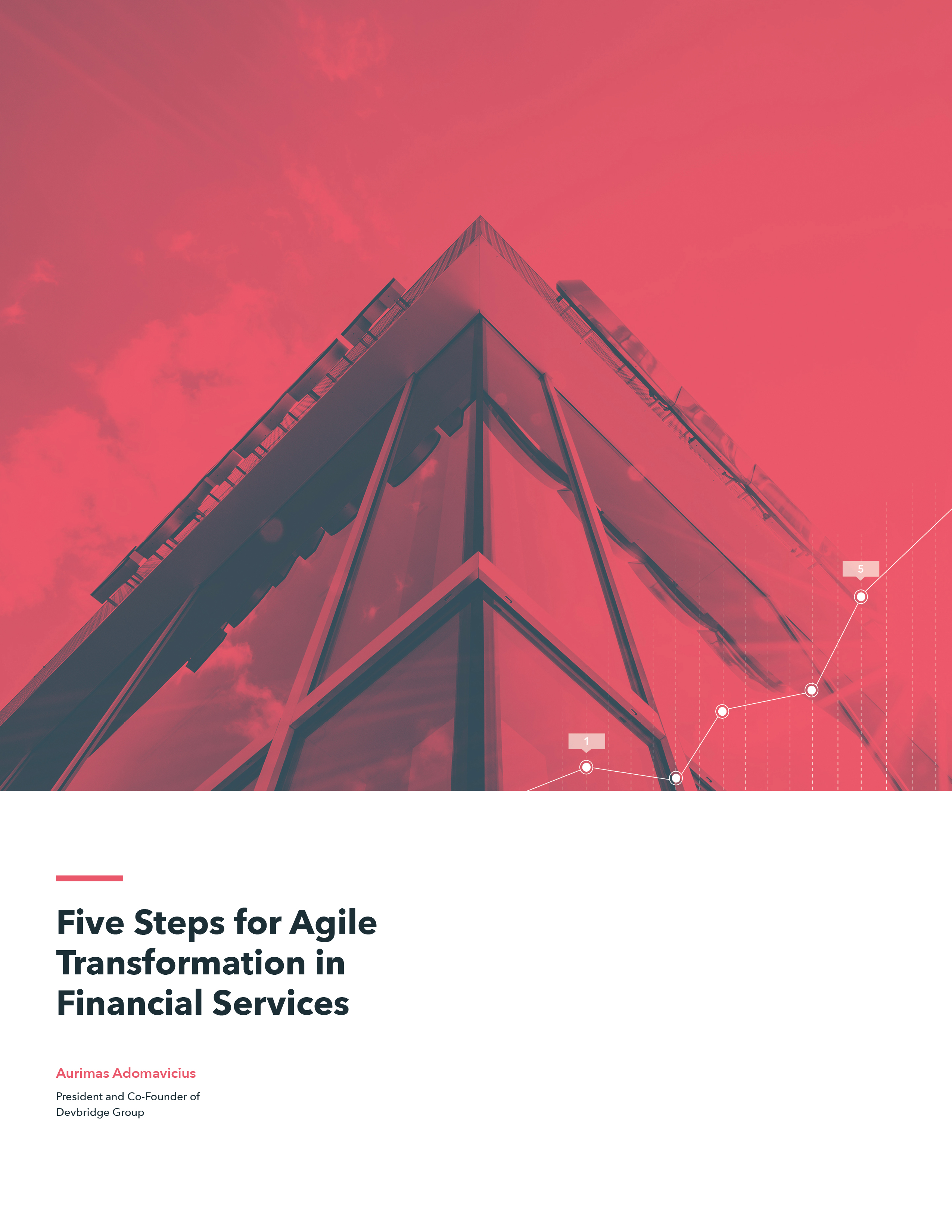 5 steps for agile transformation in financial services