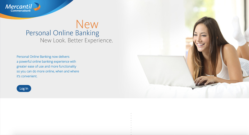 Mercantil Commercebank Online Banking Application