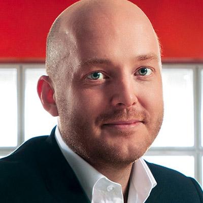 Andrew Sieja, CEO, Relativity