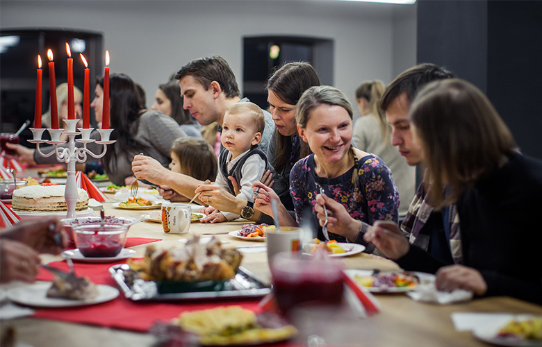 Thanksgiving in Lithuania