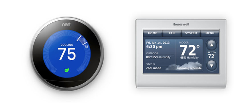 Thermostat User Experience Example