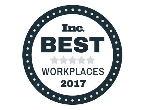 Logo Inc. Best Workplaces 2017