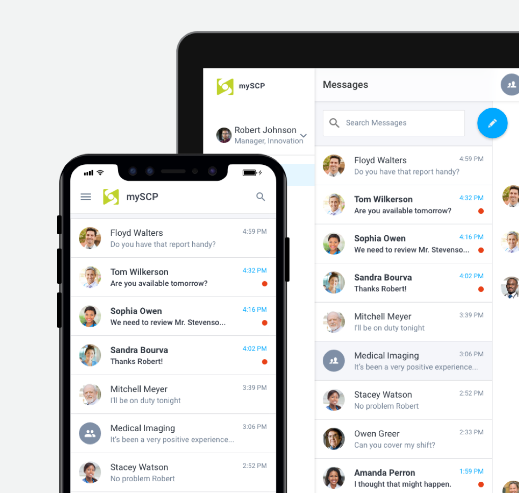 Revolutionizing communication with healthcare providers