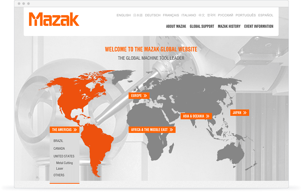 Mazak Worldwide