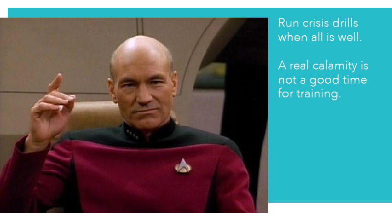 Picard Management Tips