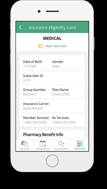 Phone 3 - mobile Healthcare Platform Design and Development