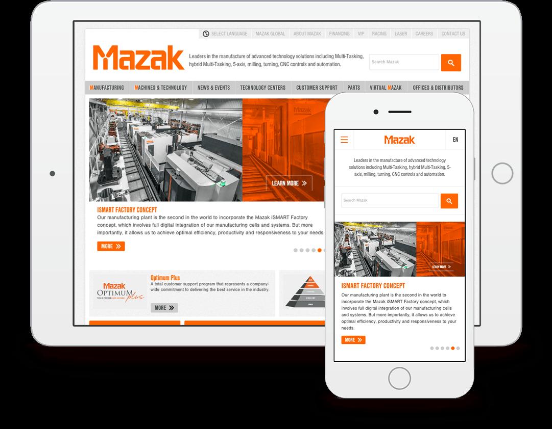 Mazak Case Study