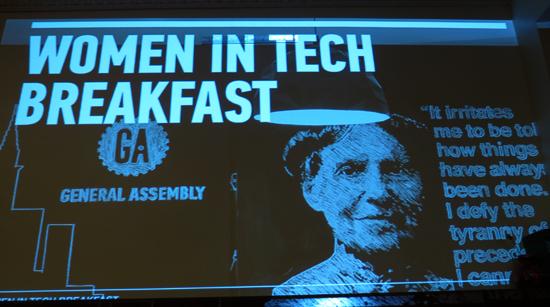 Q&A: Devbridge managing director speaks at 'Women In Tech' event