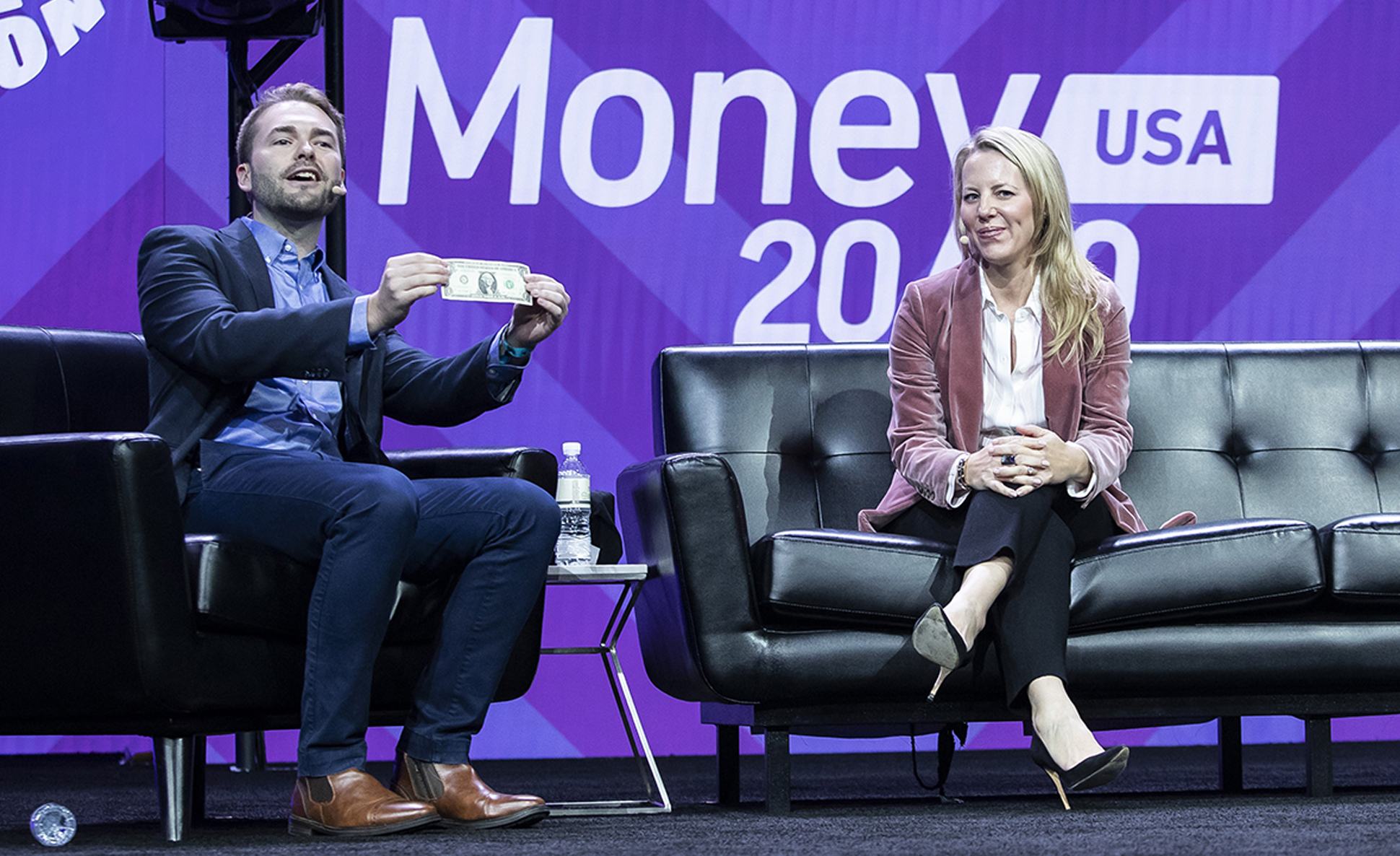 A keynote on crytocurrency from Money 20/20