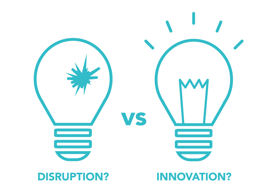 FinTech: Disruption or innovation?