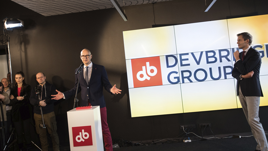 New Devbridge office is largest IT center in Kaunas