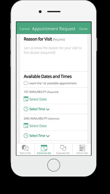 Phone 2 - mobile Healthcare Platform Design and Development