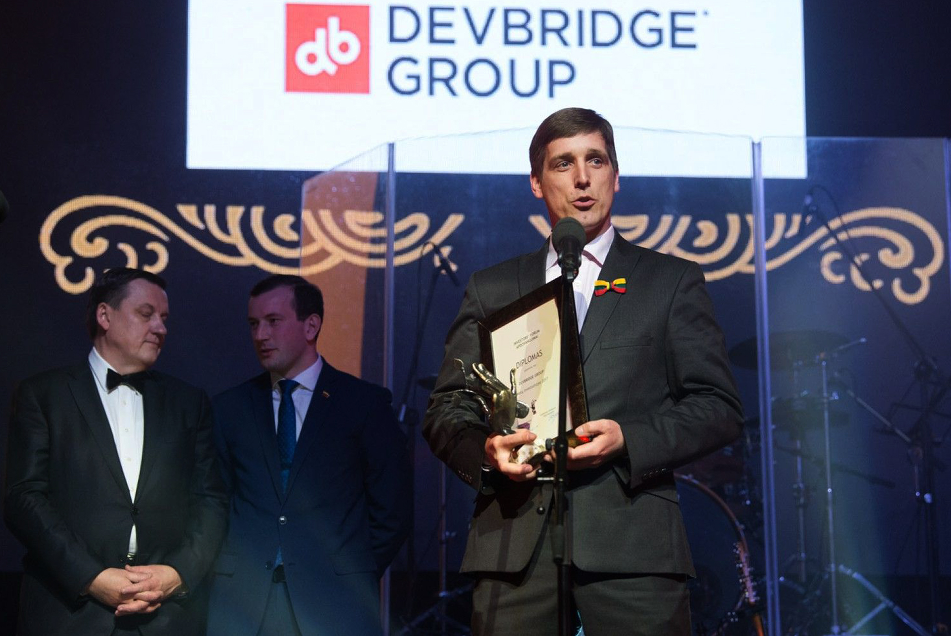 Devbridge awarded investor of the year award