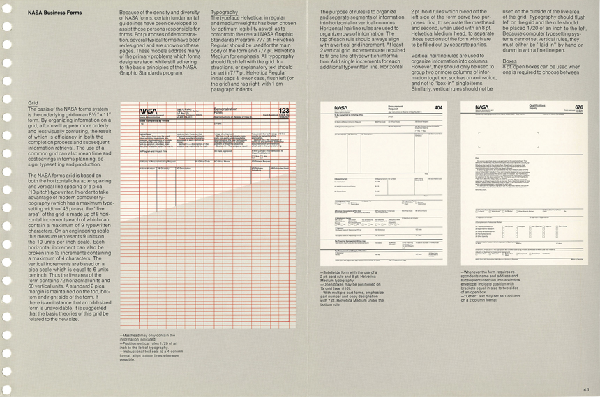 The infamous NASA style guide
