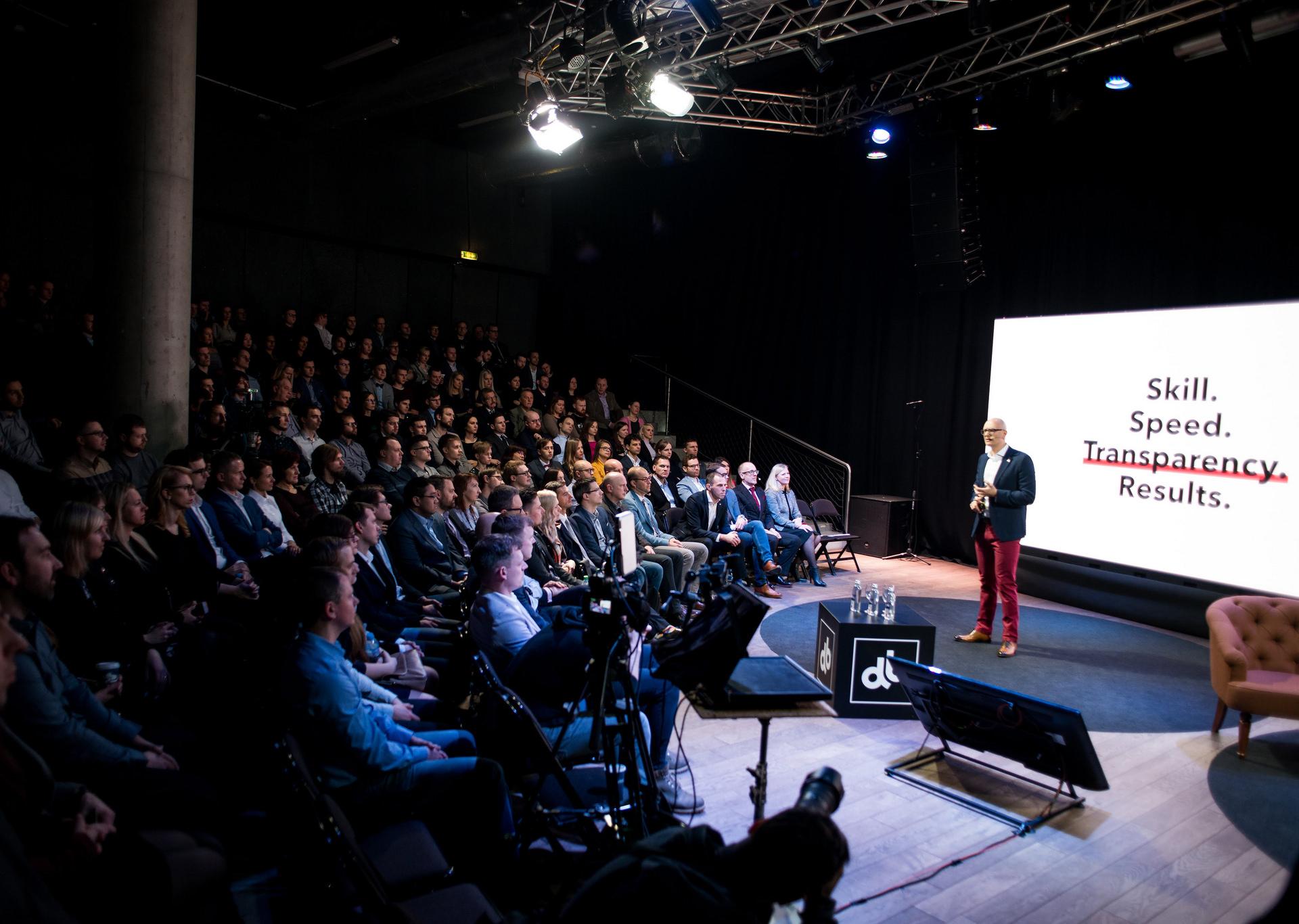 Aurimas Adomavicius named Entrepreneur of the Year finalist