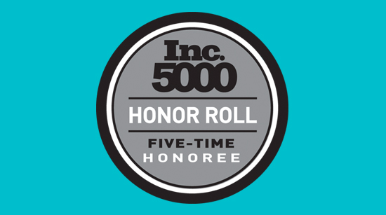 Devbridge Group named to Inc. 5000 list for fifth straight year