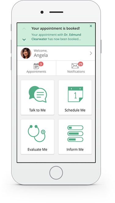 Phone 4 - mobile Healthcare Platform Design and Development