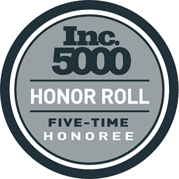 Logo Inc 5000 honor roll