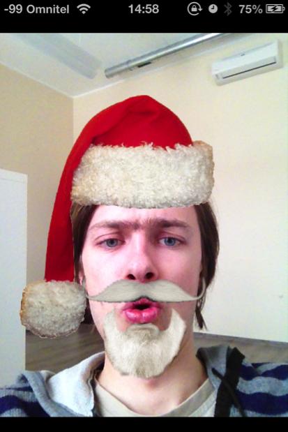 Face Recognition in iOS - Christmas Edition · Devbridge