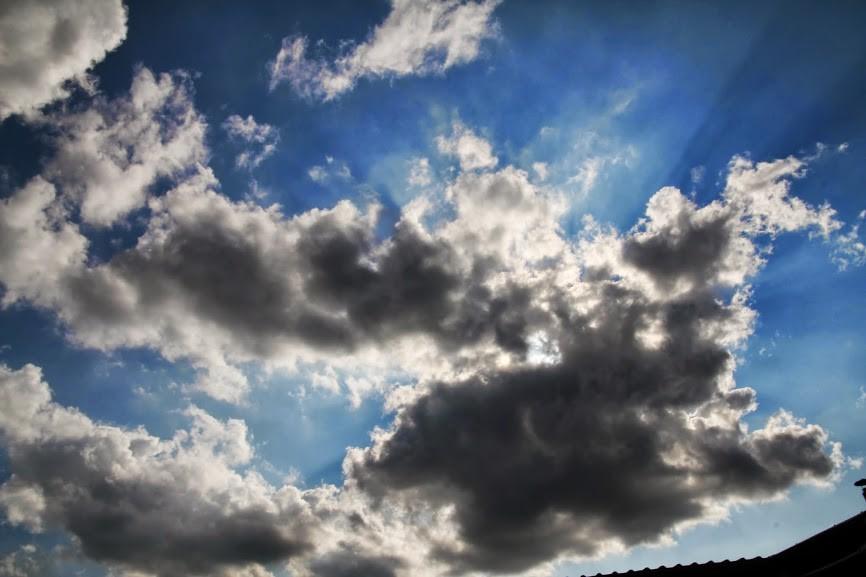 Žaismas danguje