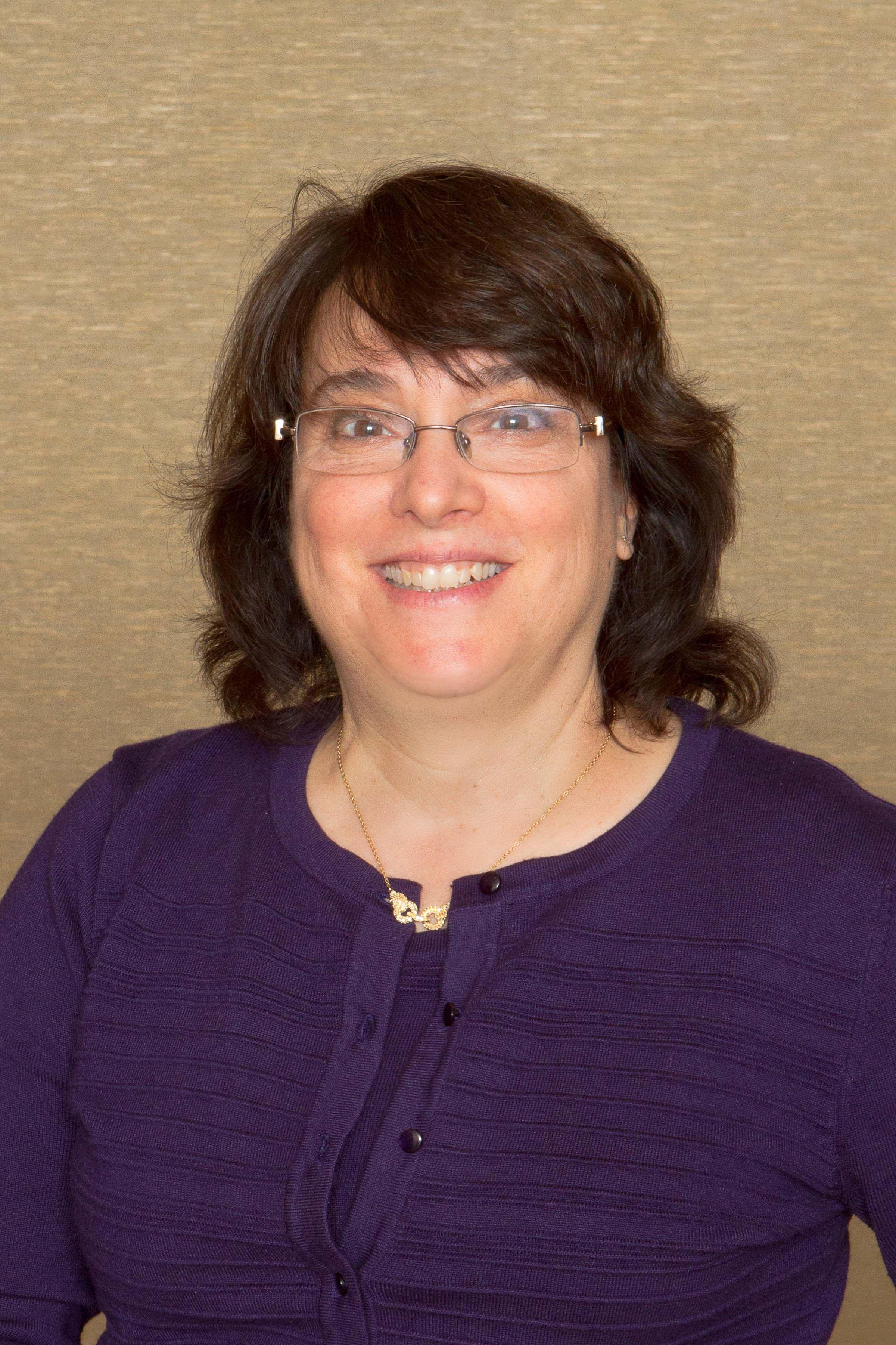 Membership Chair Patricia Davidson