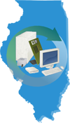 ACC illinois graphic with e-waste