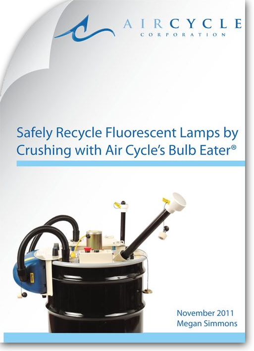 Lamp Recycling Whitepaper Image