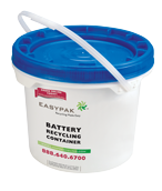 Battery Bucket
